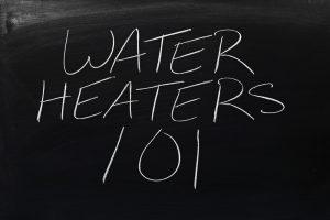 water heater 101