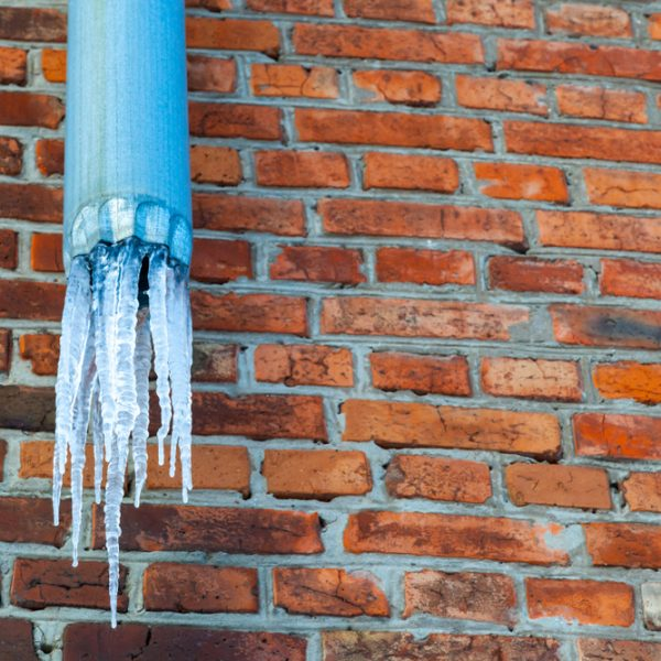 thawing frozen pipe